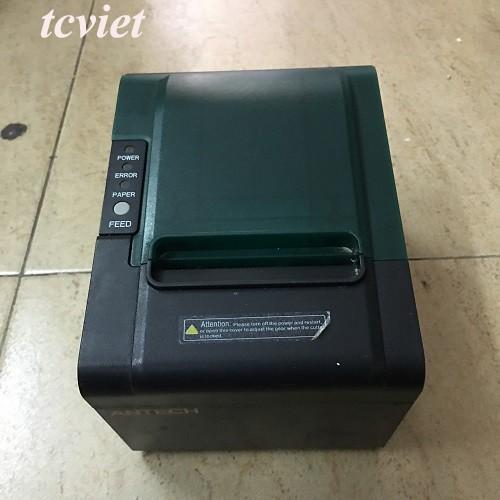 Máy in bill - Máy in hóa đơn Antech PRP-085USE cũ