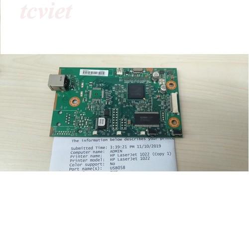 Card Formatter HP 1022 bóc máy