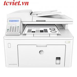 Máy in laser HP LaserJet Pro 227fdn (in, copy, scan, fax)