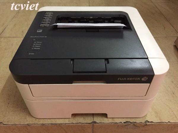 Máy in Fuji Xerox 225DB đã qua sử dụng