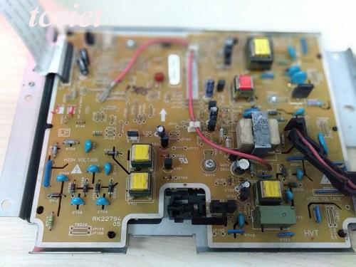 Main cao áp máy in HP P3015 bóc máy