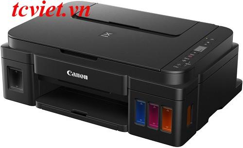 Máy in phun màu Canon Pixma 2010 (in/ scan/ copy)